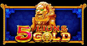 5lions gold