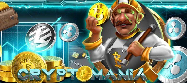 cryptomania slot