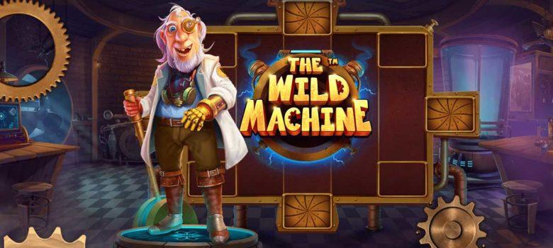the wild machine slot pp
