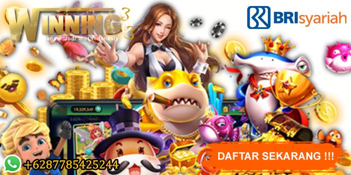 Slot Deposit Bank Syariah Online 24jam Winning303
